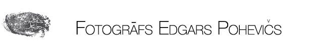Fotogrāfs Edgars Pohevičs Logo